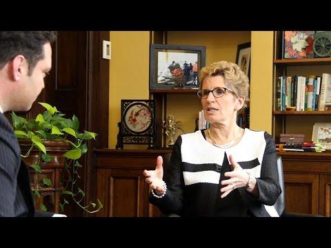 Salam Toronto's Exclusive Interview with Ontario's Premier Kathleen Wynne
