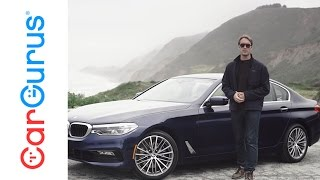 2017 BMW 5 Series  CarGurus Test Drive Review