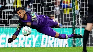 Paulo Gazzaniga's shootout heroics rescue Spurs in win over Watford