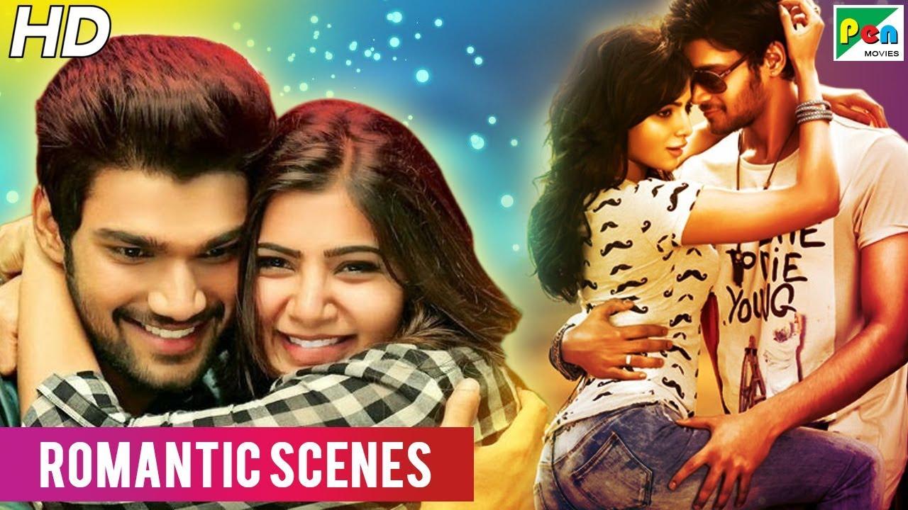 Download Bellamkonda Sreenivas & Samantha Prabhu  Best Romantic Scene | Mahaabali | Full Hindi Dubbed Movie
