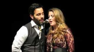 Ramin Karimloo and Maddy Jarmon - A Little Fall Of Rain (Live) Les Miserables 12/12/12