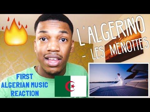 L'Algérino - Les Menottes (Tching Tchang Tchong) REACTION
