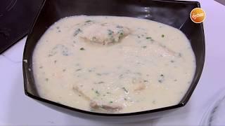 دجاج بصلصة الثوم | طبخة ونص (حلقة كاملة