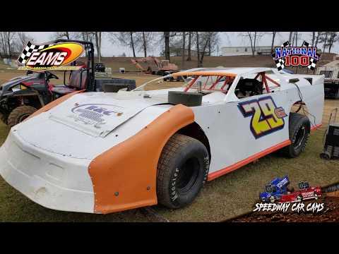 #28G Will Gordon - Hobby - National 100 - 1-27-19 East Alabama Motor Speedway