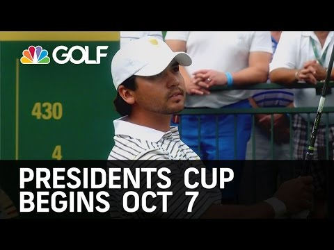 Presidents Cup Begins Oct 7 @ 10:30 PM ET   Golf Channel