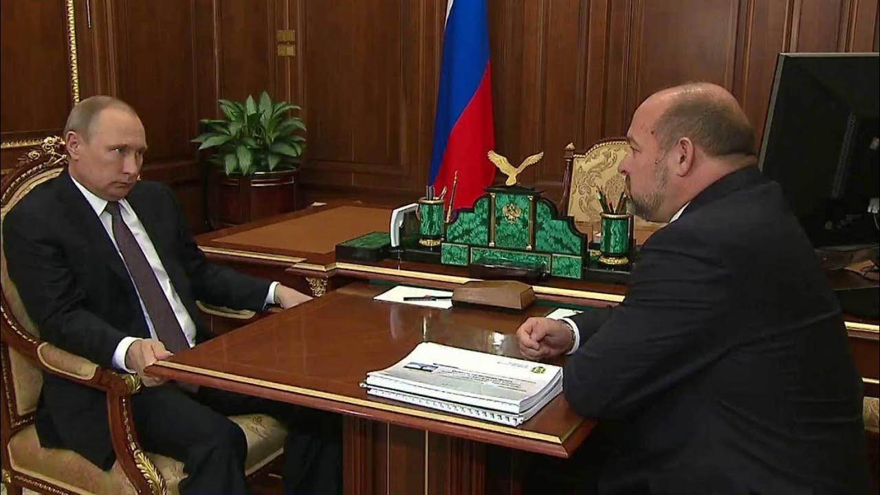 встреча путина с губернатором архангельской области также: Невероятно