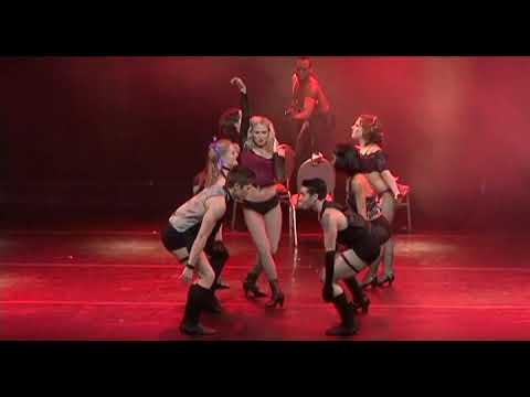 Copy of Cabaret for Broadway Dance Center's 25 anniversary (Shea Sullivan choreography)