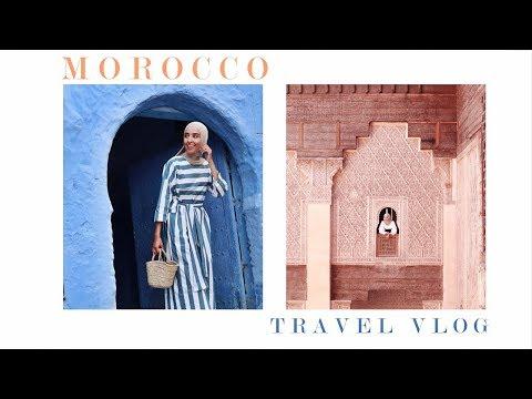 MOROCCO TRAVEL VLOG 2017 | Marrakech, Chefchaouen, Agadir, Essaouira