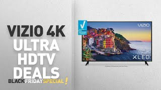 Walmart Top Black Friday VIZIO 4K TV Deals: VIZIO 55 Class 4K (2160P) Smart Full Array LED Home