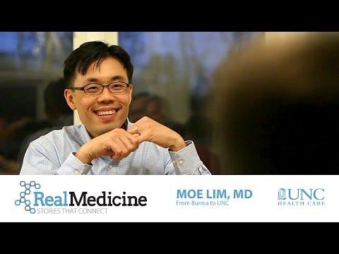 UNC Spine Surgeon has Humble Beginning in Burma