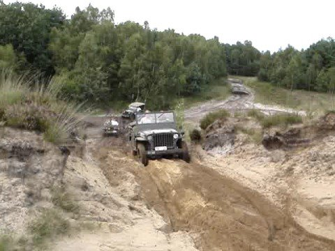 Willys sand hill