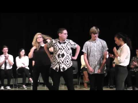 Flower Mound High School Improv Troupe