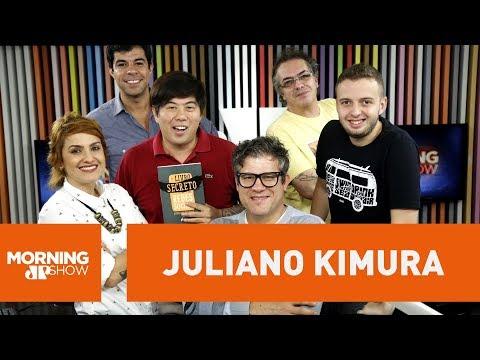 Juliano Kimura - Morning Show - 03/05/18