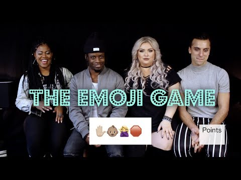The Emoji Game with rIVerse