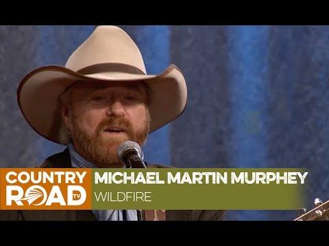Michael Martin Murphey sings