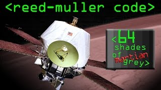 Reed-Muller Code (64 Shades of Grey pt2) - Computerphile
