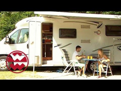 Camping mit dem