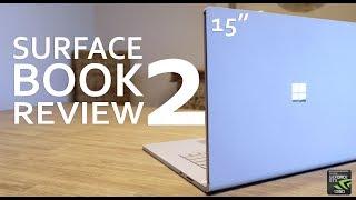 Video Best Laptop for Creators | Microsoft Surface Book 2 Review download MP3, 3GP, MP4, WEBM, AVI, FLV Oktober 2018