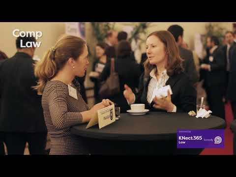 KNect365's Advanced EU Competition Law, Brussels Conference 2017