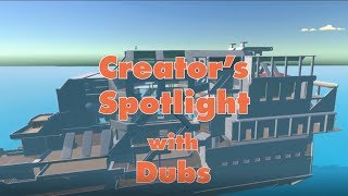 Creator's Spotlight: Dubs