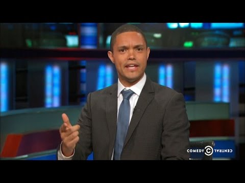 Download Youtube: Trevor Noah debuts on The Daily Show