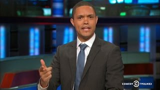 Trevor Noah debuts on The Daily Show