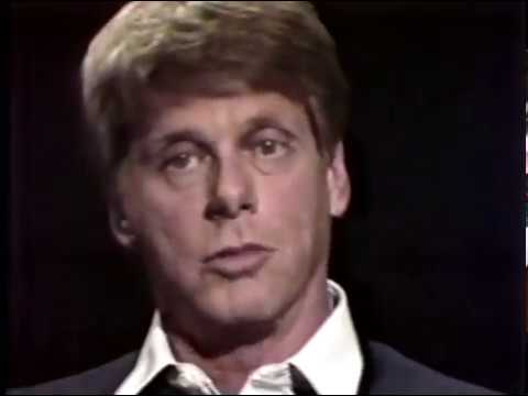 """Robert Morse--Rare 1984 TV Interview, """"How to Succeed in Business"""""""