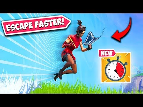 *SUPER OP* TRICK TO RUN FASTER!! - Fortnite Funny Fails And WTF Moments! #609