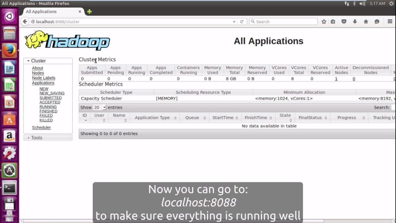 How to Install Hadoop 2.7.2 on Ubuntu 15.10 (Single Node Cluster ...