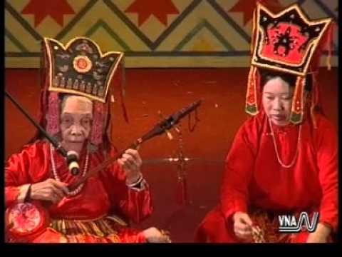 Hát Then cổ Thấu nạn quang (Săn hươu nai) - NNDG Mỗ Thị Kịt 92 tuổi