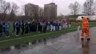 Второй всероссийский день бейсбола и софтбола в Хабаровске 2014