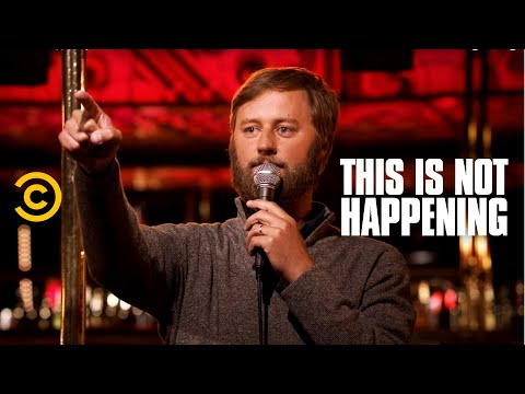 Rory Scovel - Sharty Party - This Is Not Happening - Uncensored