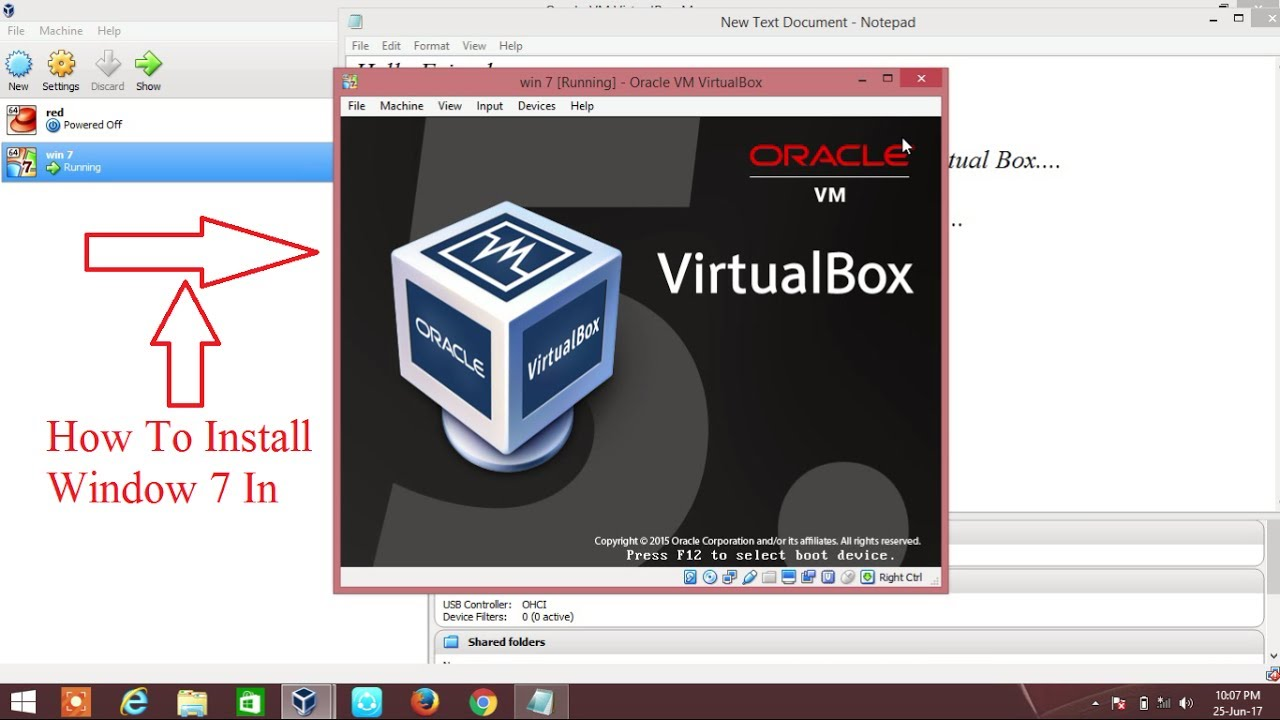 free windows 7 iso for virtualbox