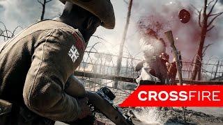 Battlefield 1 Cut Scene Music Video Stephen Crossfire Pt II Feat Talib Kweli KillaGraham