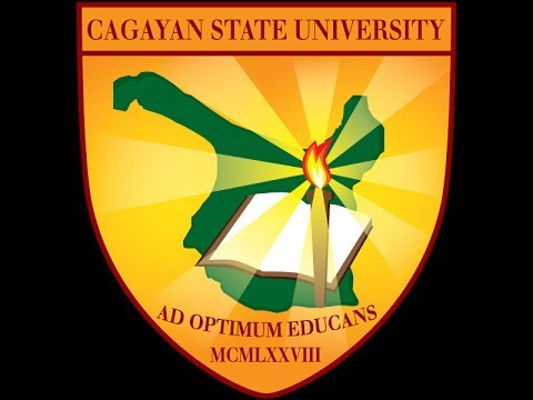 Cagayan State University @ 35