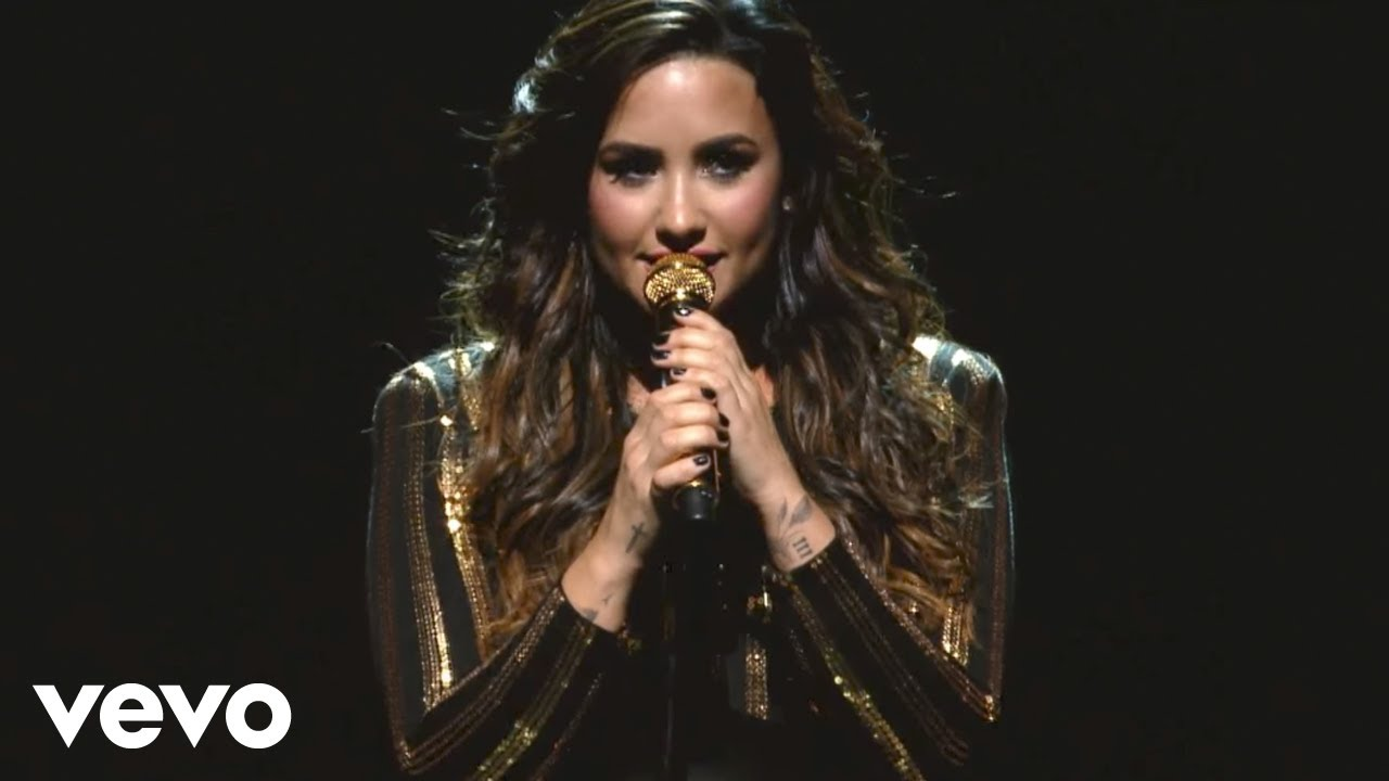 Demi Lovato - Body Say (Live On Honda Civic Tour: Future Now)