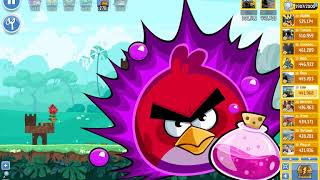 Angry Birds Friends tournament, week 341/C, level 4