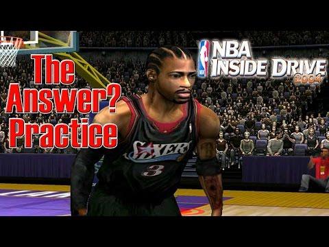 NBA Inside Drive 2004 - (XBOX) - 1080p HD - Practice? - IToronto Raptors at Philladelphia 76ers - 동영상