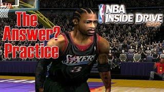 NBA Inside Drive 2004 - (XBOX) - 1080p HD - Practice? | IToronto Raptors at Philladelphia 76ers
