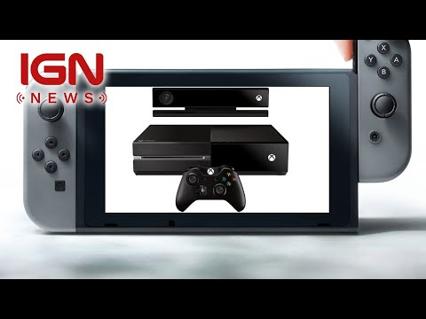xbox-live-coming-to-nintendo-switch,-mobile---ign-news