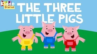 Fairy Tales - The 3 Little Pigs Story