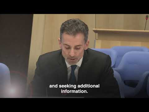 WHO Principal Legal Officer Steven Solomon - WHO COVID-19 Daily Press briefing on 04/05/20