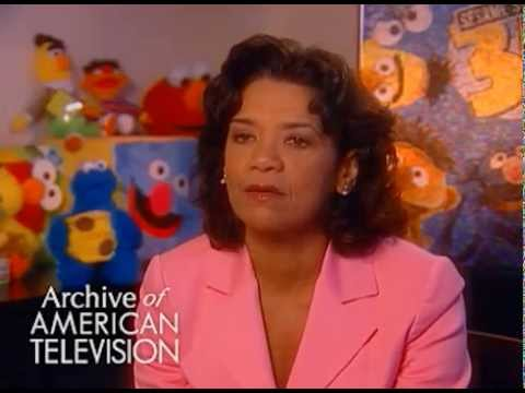 Sonia Manzano discusses Maria getting married and having babies on Sesame Street  EMMYTVLEGENDS.ORG