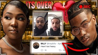 Iam Just Airi and Tray Bills Breakup BECAUSE OF THIS?!... & More Tea