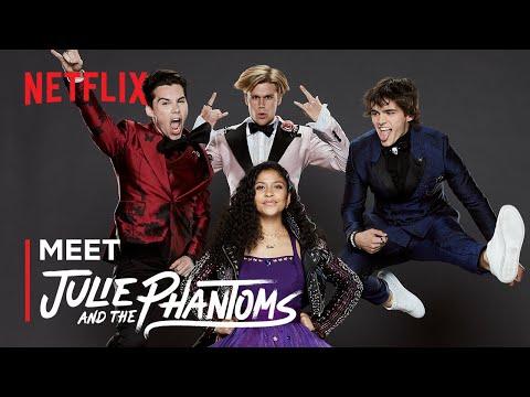Julie and the Phantoms | Meet the Cast | Netflix Futures