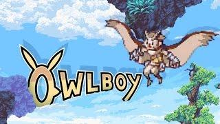 Owlboy (Game): Beautiful Classic Platformer (Gameplay / Let