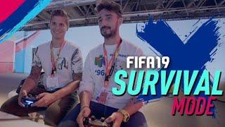 FIFA 19 SURVIVAL GAMEPLAY  **EXCLUSIVO** con Cacho