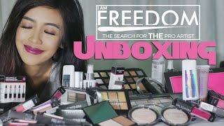#iamfreedom Awards Top 30 Unboxing | XanaPea