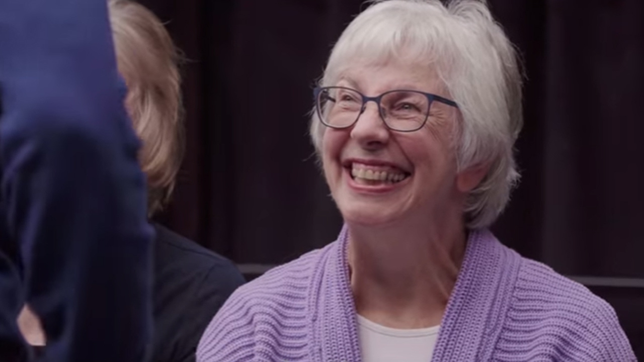 Dance for Parkinson's: Meet Sally – English National Ballet