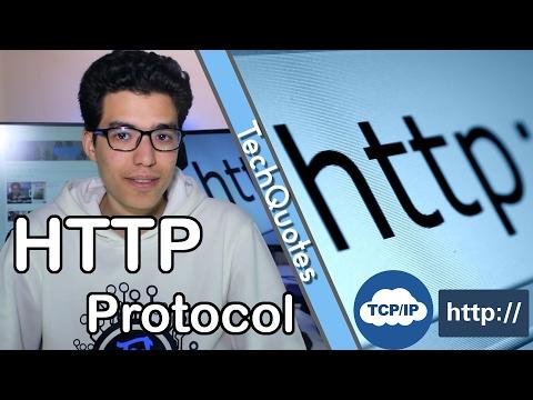 ما هو بروتكول HTTP؟؟ و أهميته لمستخدمي الانترنت؟؟ || HTTP Protocol ||